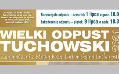 Wielki Odpust Tuchowski 1-9 lipca